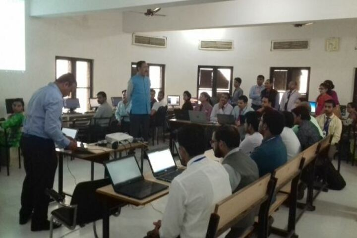 B R J D Public School-Microsaft Training