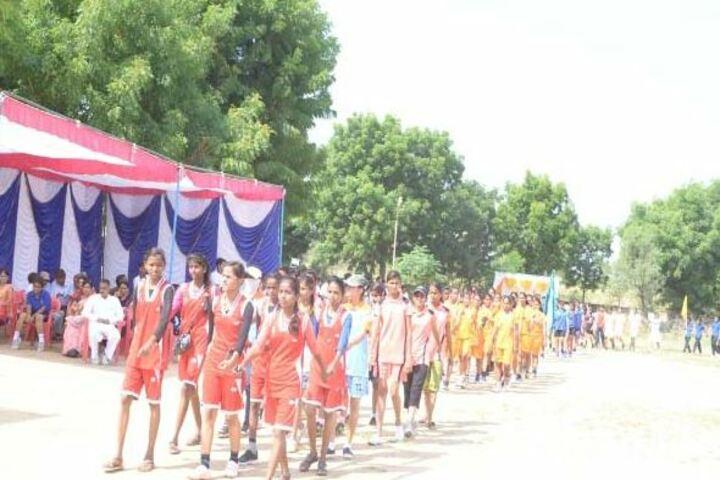 B R J D Public School-Sports