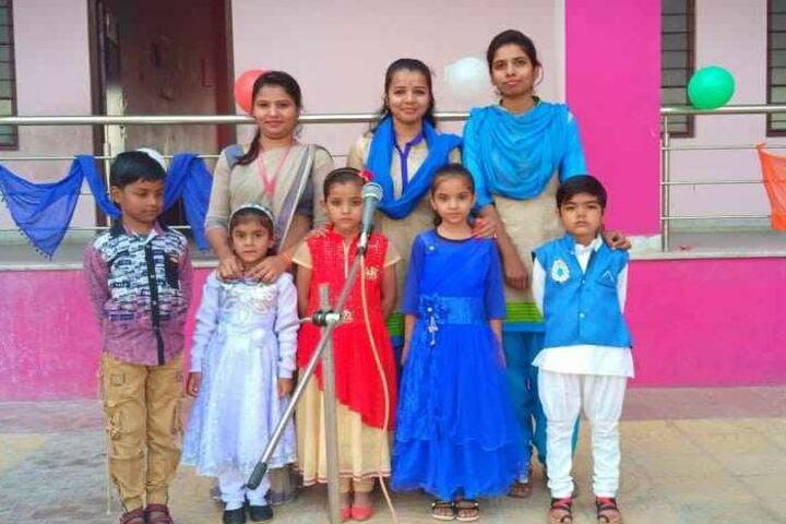 B.P.S. Convent School-Childrens Day Celebrations