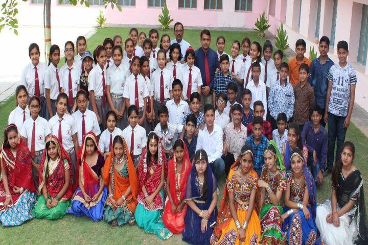 B.P.S. Convent School-Dance Day Celebrations