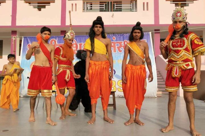 B.P.S. Convent School-Diwali Celebrations