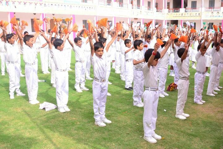 B.P.S. Convent School-Independence Day Celebrations
