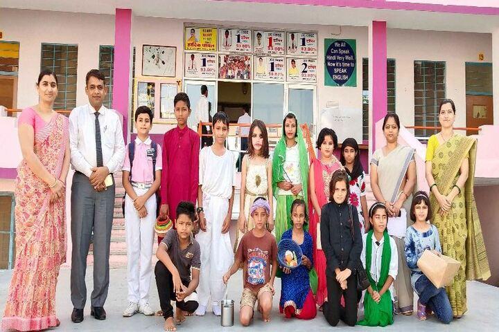 B.P.S. Convent School-Mono Acting
