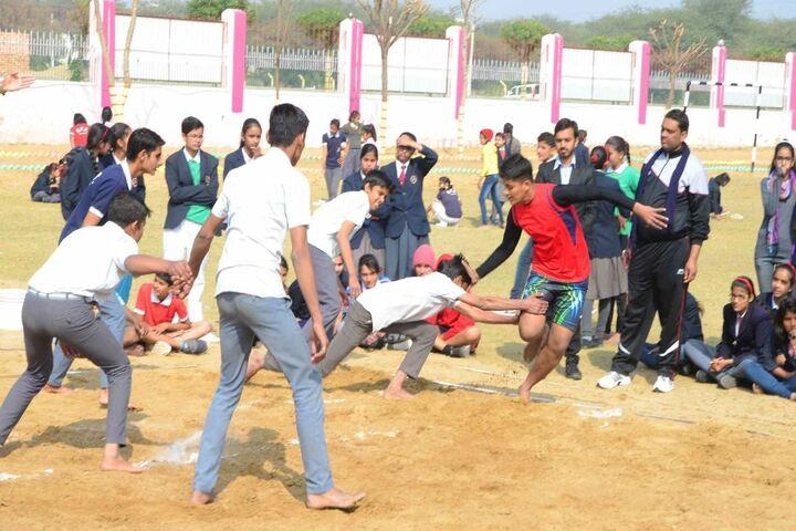 B.P.S. Convent School-Sports