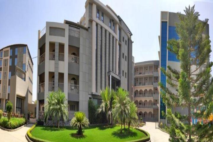 B.S. Memorial School-Campus