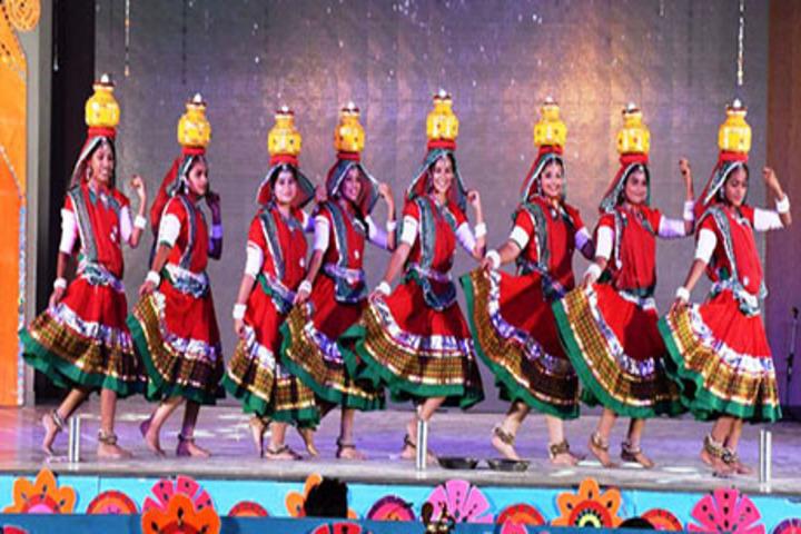 B.S. Memorial School-Dance