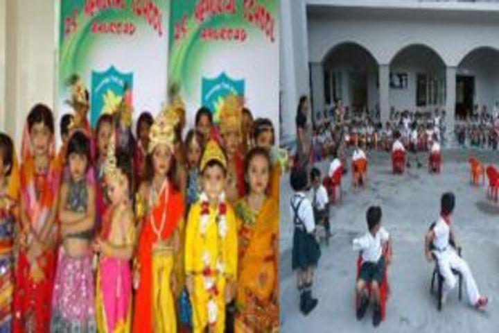 B.S. Memorial School-Festival Celebrations