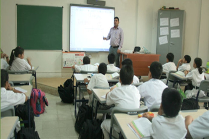 B.S. Memorial School-Smart Class
