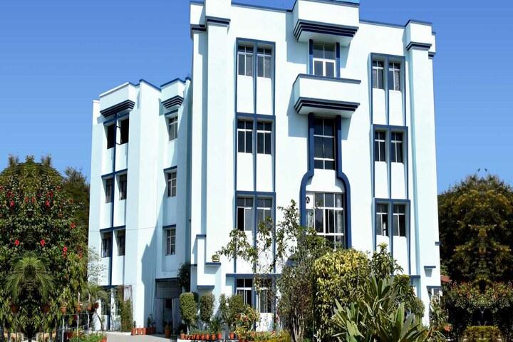 Bakhshis Springdales Senior Secondary School-Building