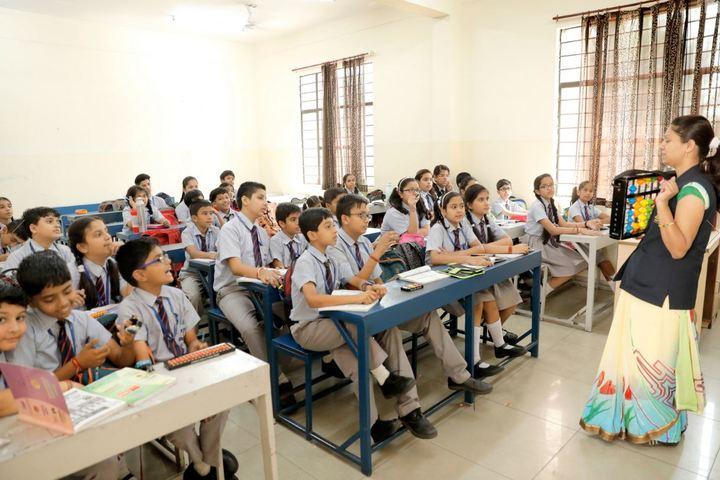 Bansal Public School-Class Room