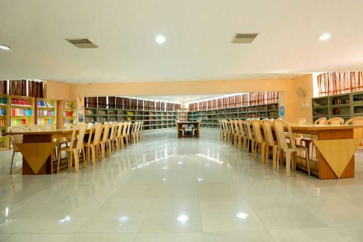 Bansal Public School-Library