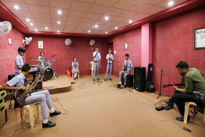 Bansal Public School-Music Room