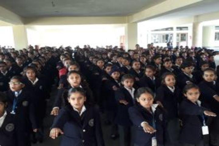 Banyan Tree School-Assembly Area
