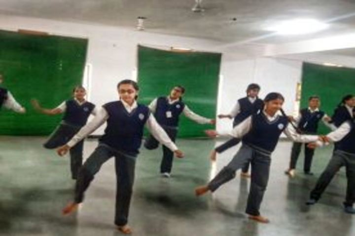Banyan Tree School-Dance Room