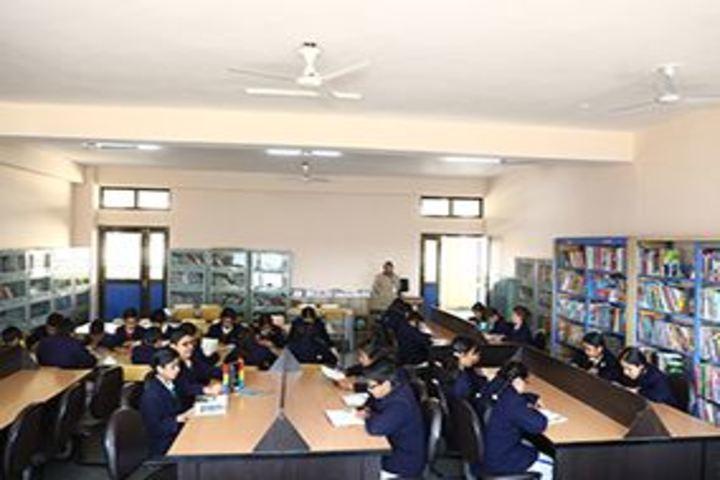 Banyan Tree School-Library