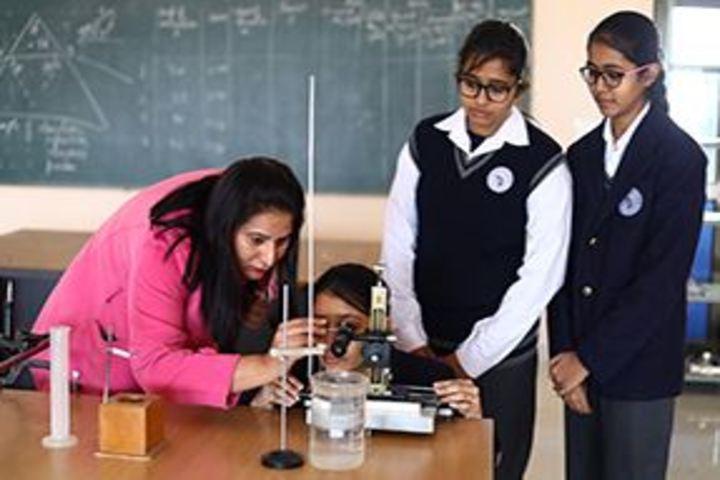Banyan Tree School-Physics Lab