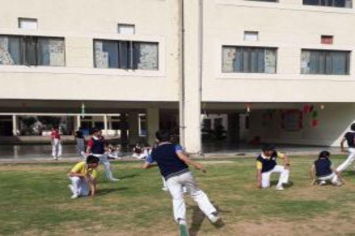 Banyan Tree School-Play Ground