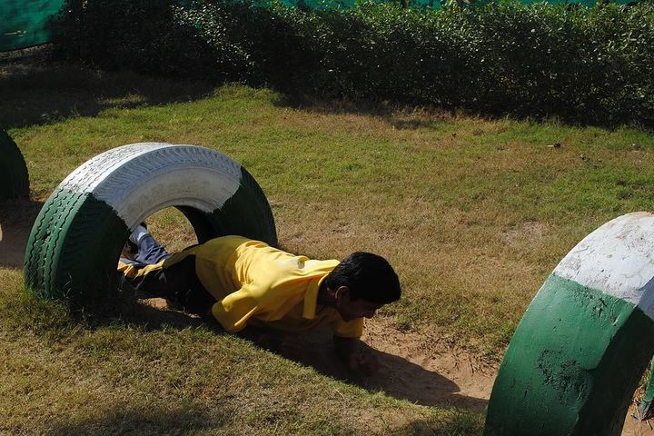 Beetles International School-Base Camp