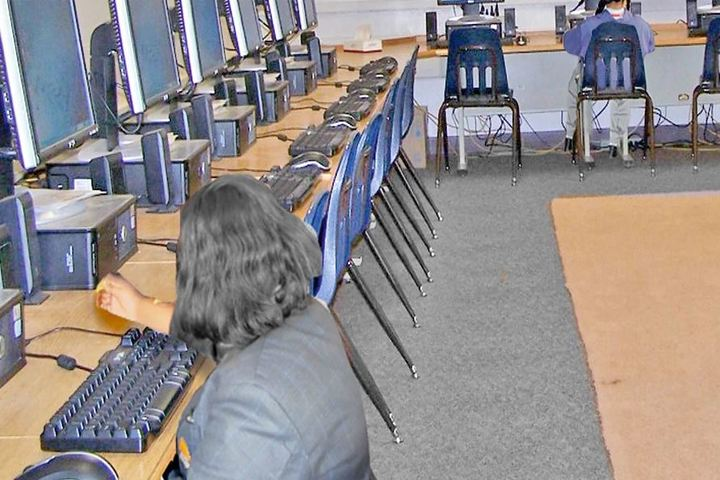 Beetles International School-Computer Lab