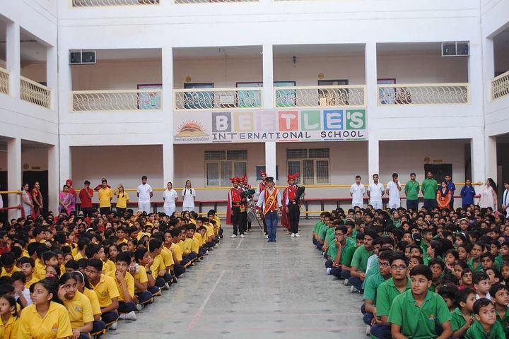 Beetles International School-Investiture Ceremony