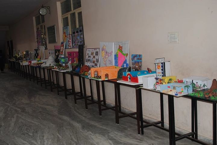 Beetles International School-Science Exhibition
