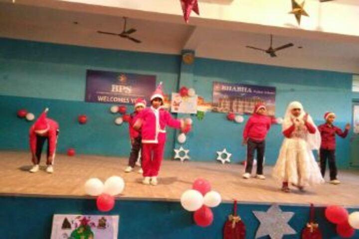 Bhabha Public School-Christmas Celebrations