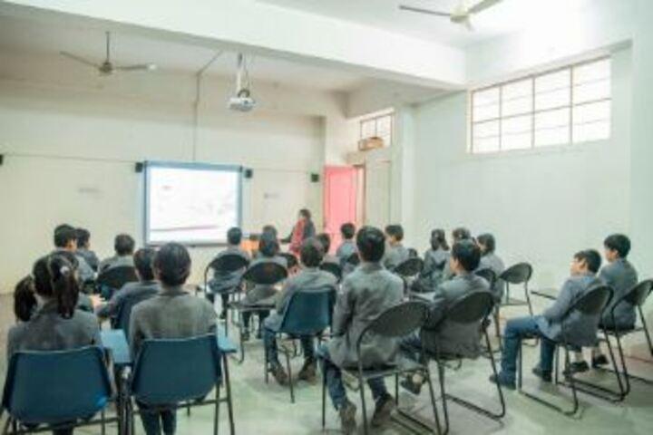 Bhabha Public School-Digital Class Room