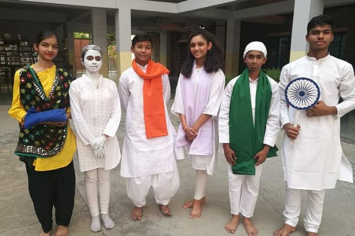 Bharatiya Vidya Bhavan Vidyashram-Independence Day Celebrations