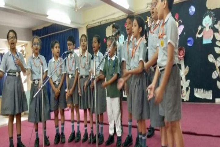 Bharatiya Vidya Bhavan Vidyashram-Singing