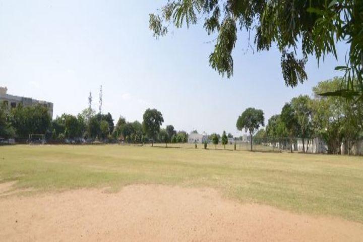 """""""Bhartiya Vidya BhavanS Vidyashram-Play ground"""""""