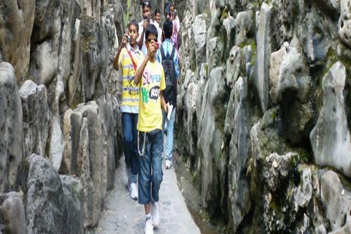 """""""Bhartiya Vidya BhavanS Vidyashram-Tour and Trip"""""""