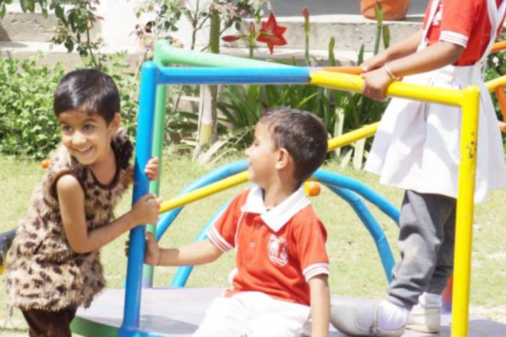 Bhavya Angel Convent School-Play Ground