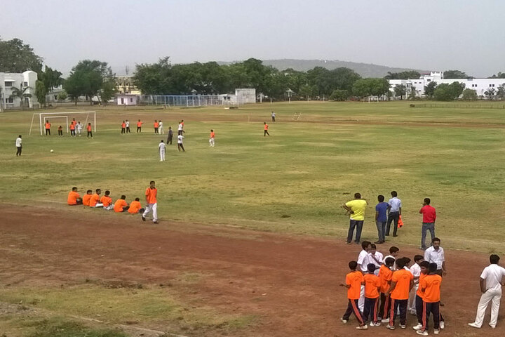 Bhopal NobleS Public School-Play Ground
