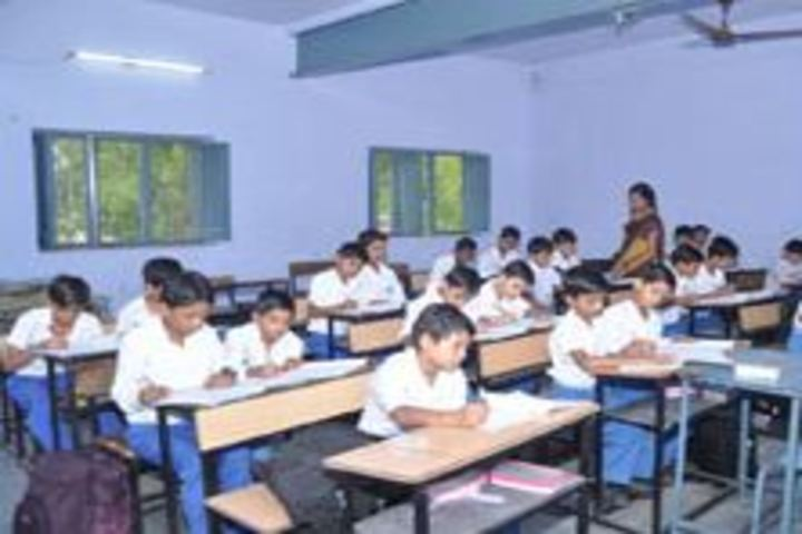 Bhuvnesh Bal Vidyalaya-Class room