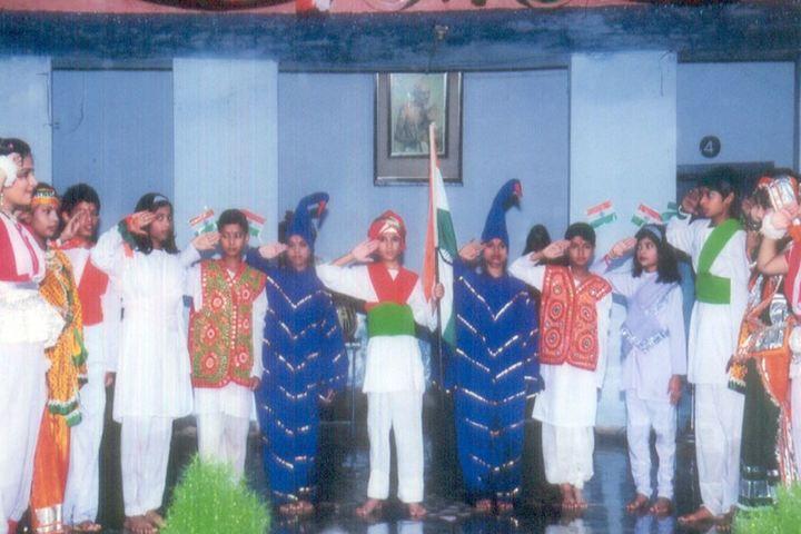Bhuvnesh Bal Vidyalaya-Independence Day Celebrations