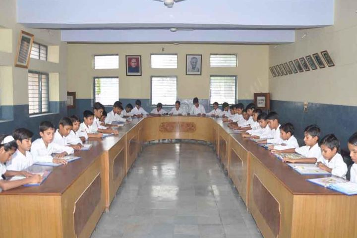 Bhuvnesh Bal Vidyalaya-Library