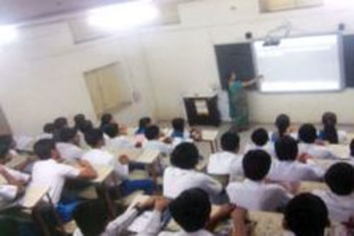 Bhuvnesh Bal Vidyalaya-Smart Class Room