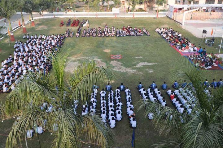 Bhuvnesh Bal Vidyalaya-Van Shivir