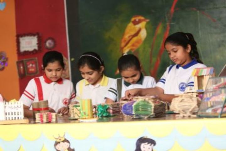 Bihani Childerns Academy-Art and Craft