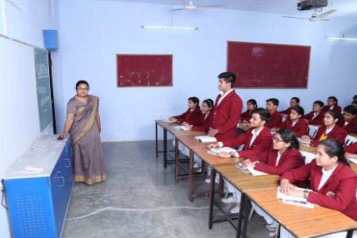 Bihani Childerns Academy-Clas Room