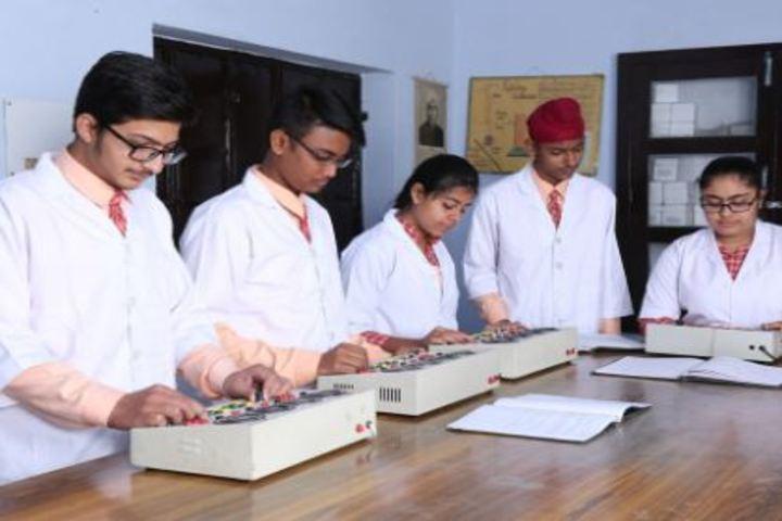 Bihani Childerns Academy-Physics Lab