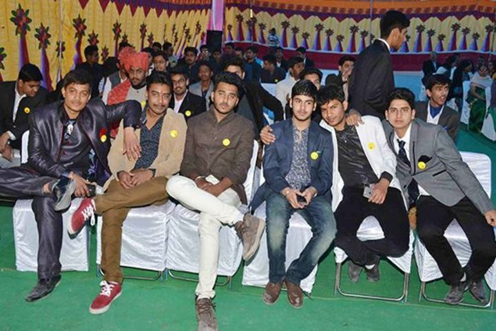 Bikaner Boys School-Farewell Celebrations