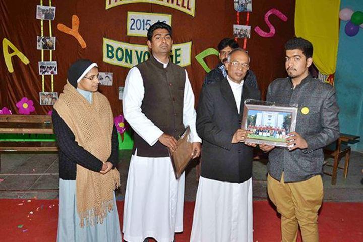 Bikaner Boys School-Prize Distribution