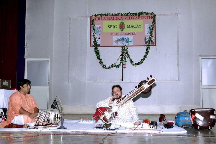 Birla Balika Vidyapeeth-Music