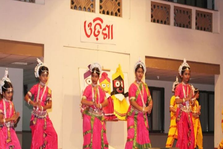 Birla International School Kishangarh-Dance