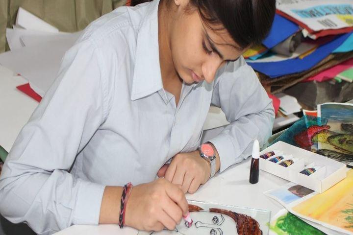 Birla International School Kishangarh-Drawing