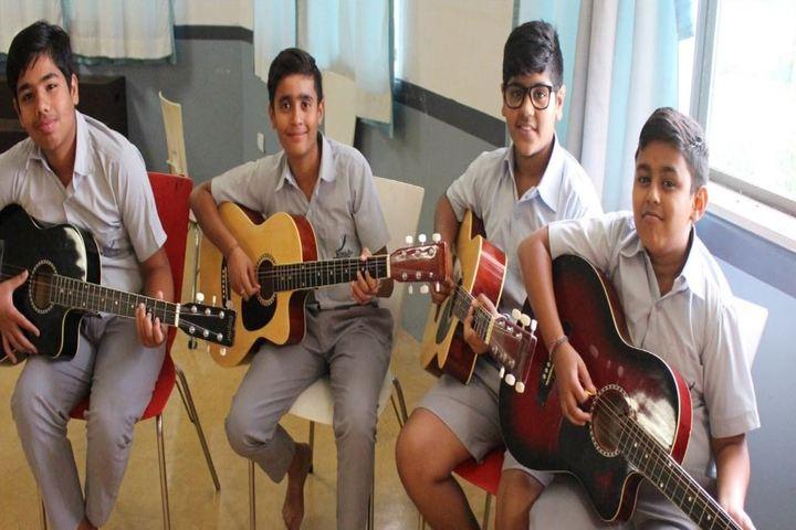 Birla International School Kishangarh-Music