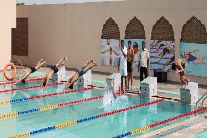 Birla International School Kishangarh-Swimming Pool