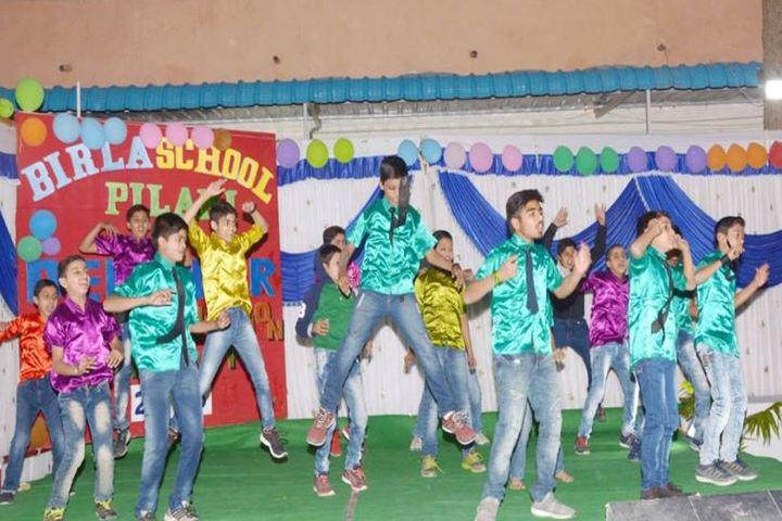 Birla School-Dance