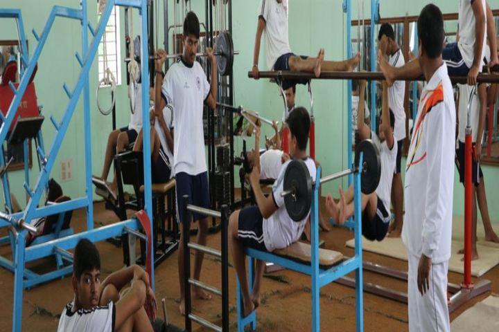 Birla School-Gymnasium